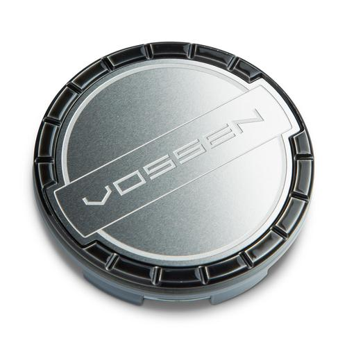 Vossen Billet Sport Center Cap Midnight Smoke/Brushed