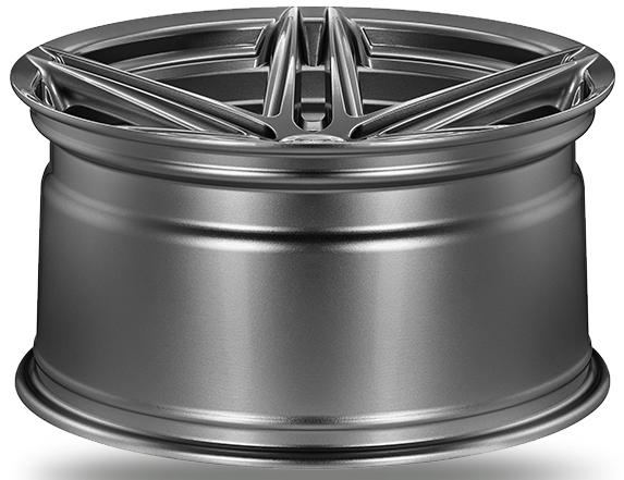 Vossen VFS-5 Wheels in Gloss Graphite for Volkswagen