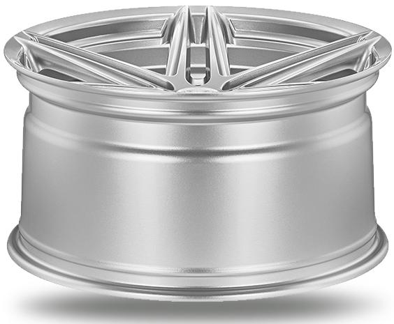 Vossen VFS-5 Wheels in Silver Metallic for BMW