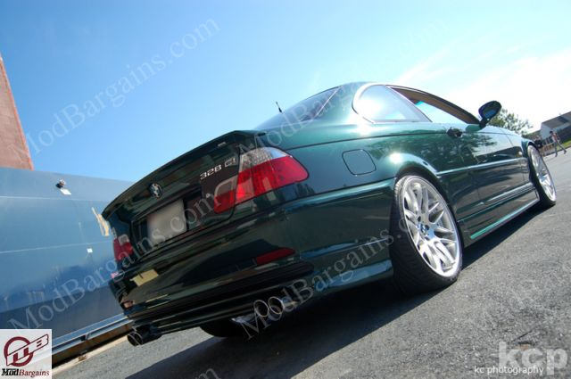 BMW E46 LED 4 Piece Tail Lights