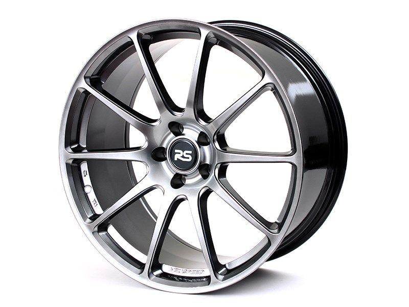 Neuspeed RSe102 Hyper Black 20x9 ET40 5x112mm Wheels for Audi/VW/Mercedes