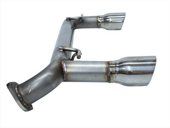 Berk Technology Muffler Delete (Track Pipe) for 2012+ Scion FR-S / Subaru BRZ [ZN6/ZC6] w/TipsBT8610