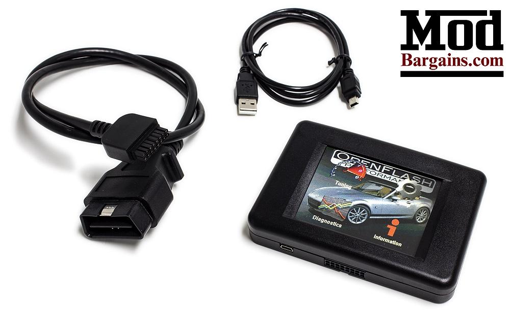OFT2 Open Flash Tablet For Mazda MX-5 Miata NC