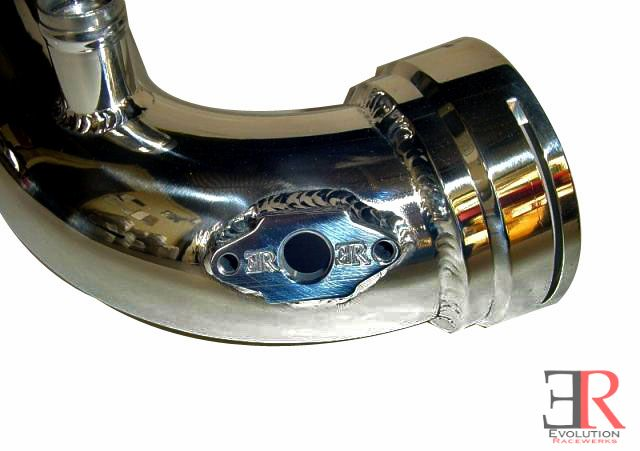 Evolution Racewerks Chargepipes for 2010-13 BMW Z4 [E89] N54 BM-ICP005