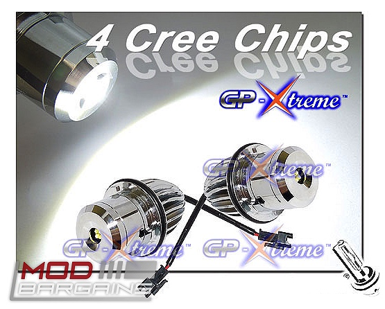 32W Cree LED Angel Eyes for BMWs
