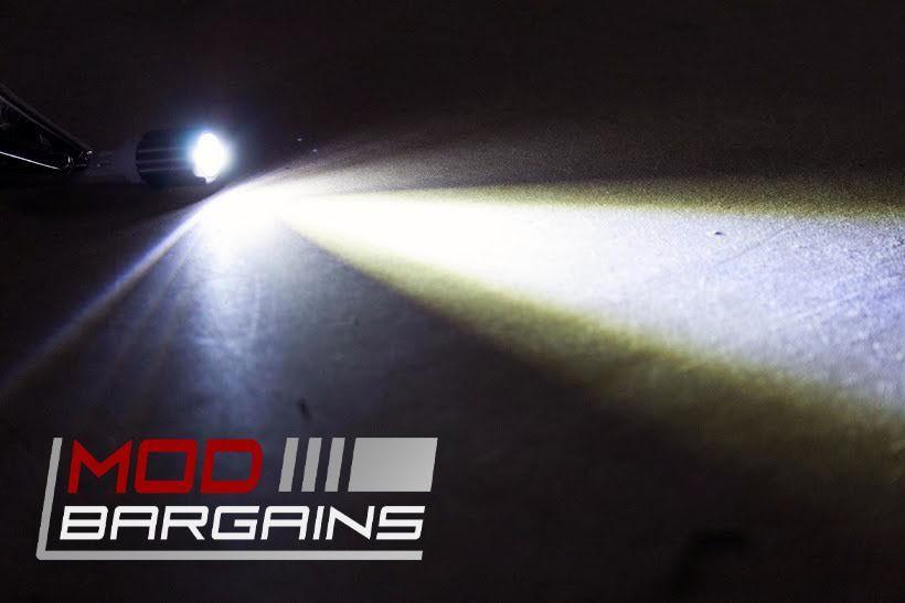 Morimoto XB 921 T15 LED Beam Output