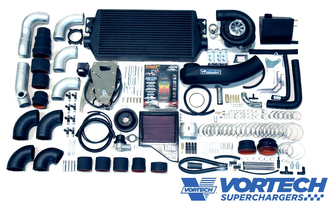 Vortech Supercharger for 2011-14 Ford Mustang GT [S197] 4FQ218-020L
