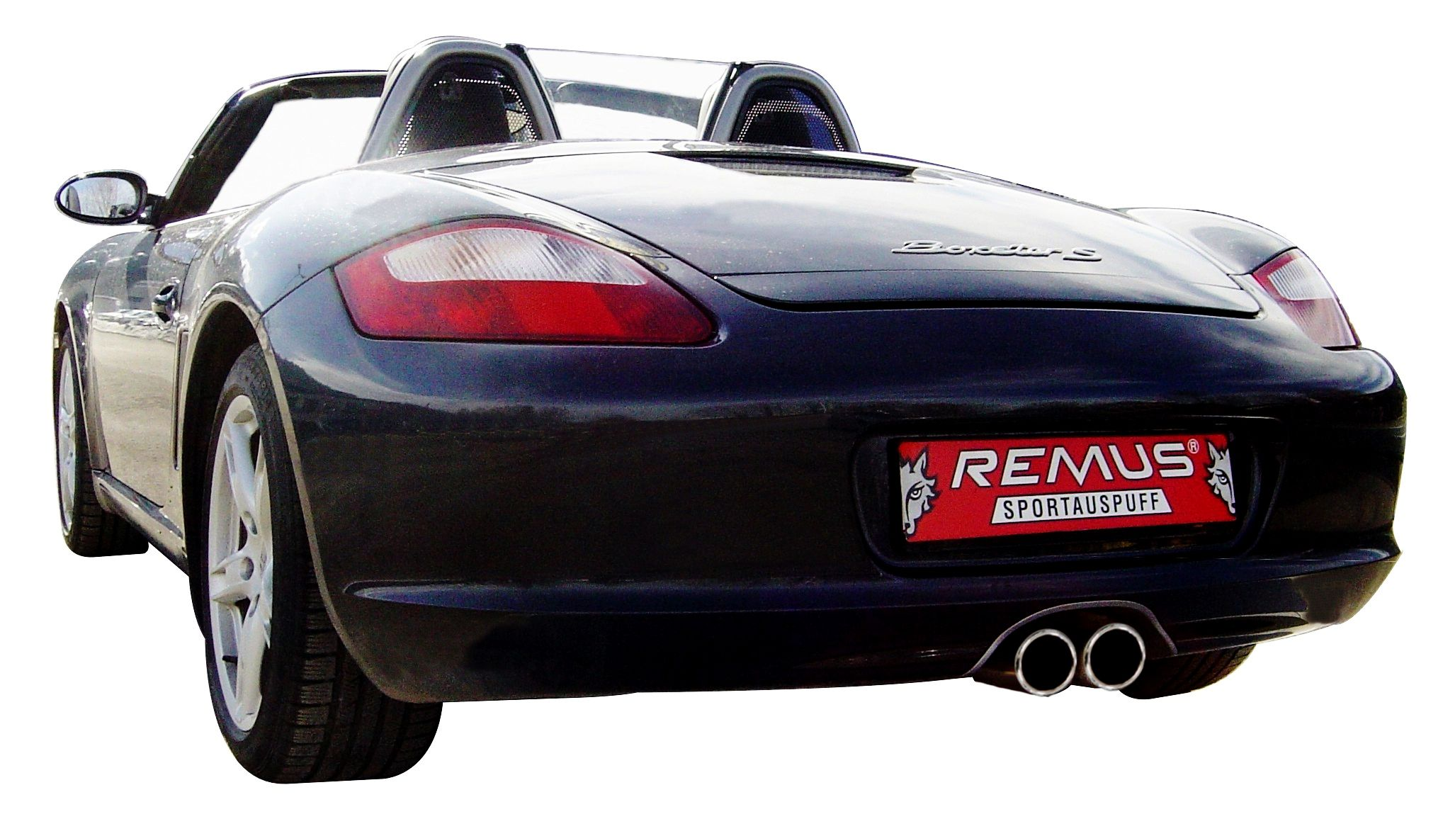 Remus Sport Exhaust for Porsche Cayman S/Boxster S 987 (3)