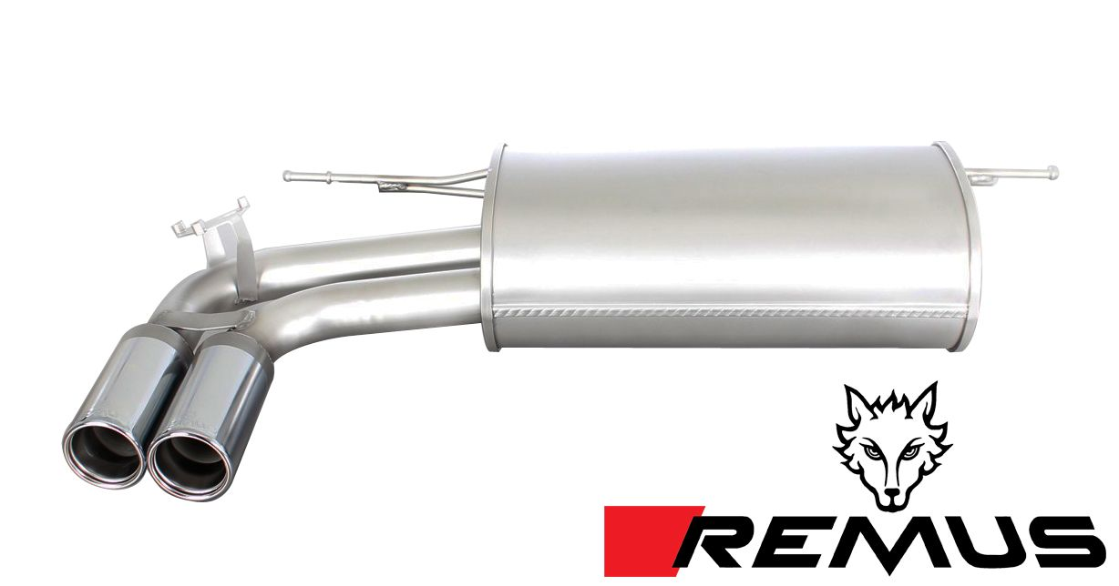 Remus Sport Exhaust for BMW F30/F32