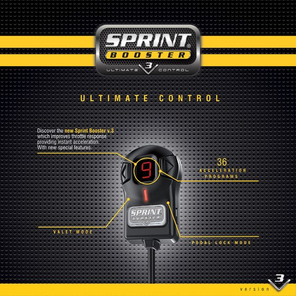 Sprint Booster V3 Ford Focus RS SBFO0033S