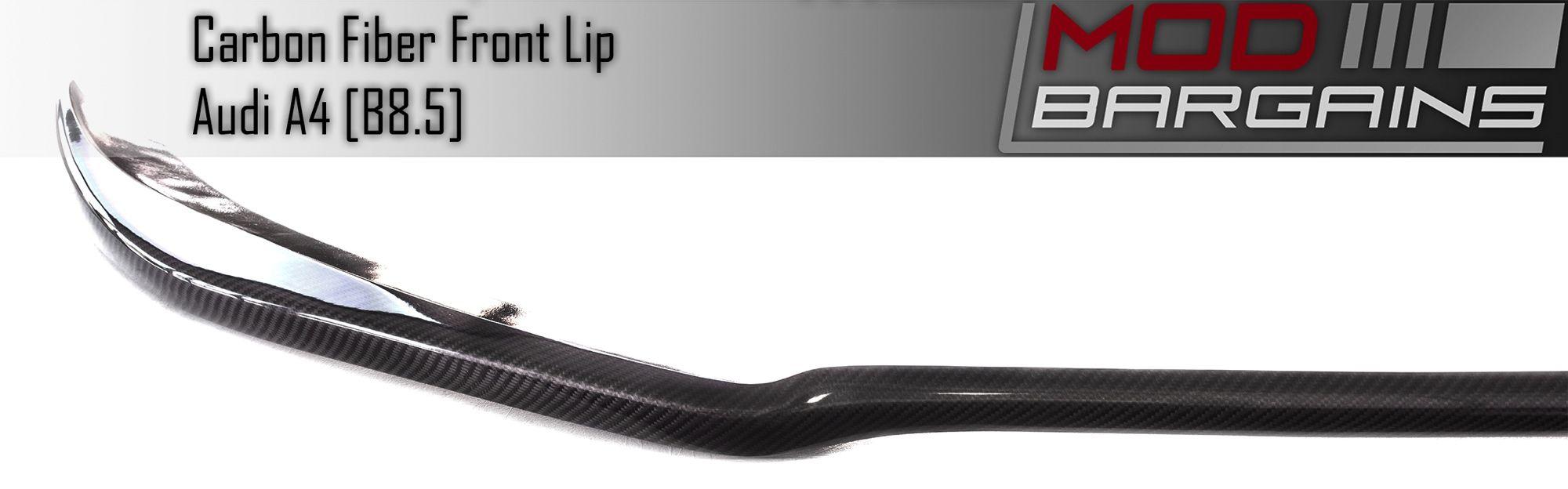 Close View of Side Lip Winglet AUFSB811