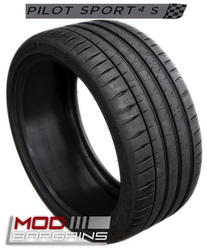 Michelin Pilot Sport 4S ultimate High Performance Summer Tires