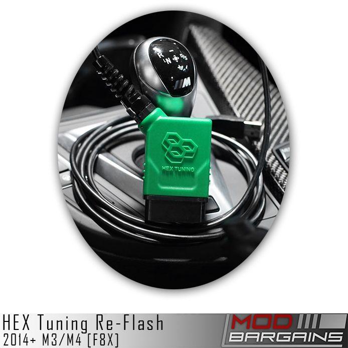 HEX Tuning By VFE Reflash ECU Software for BMW M3/M4 F8X [VFE1]