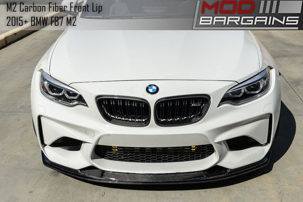 Carbon Fiber Front Lip for BMW M2 BMFS8703