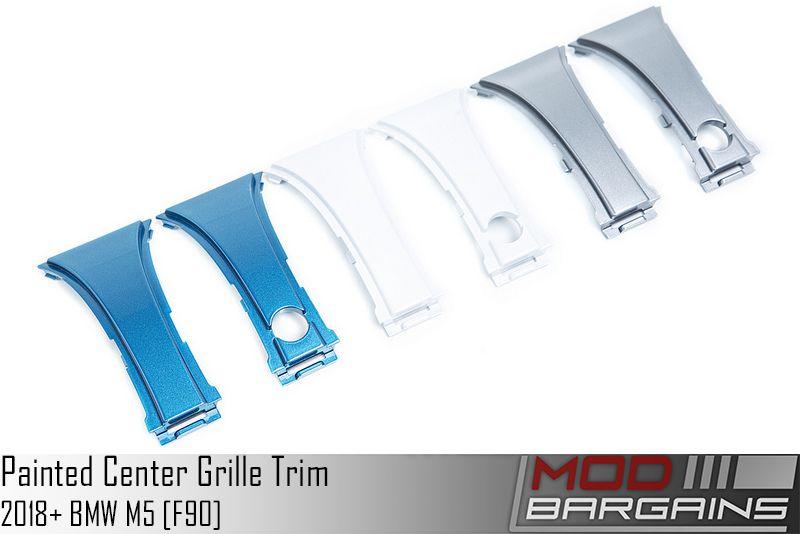 Painted Center Griulle Treim Piece for G30 530e 530i 540i M550i xDriveF90 M5