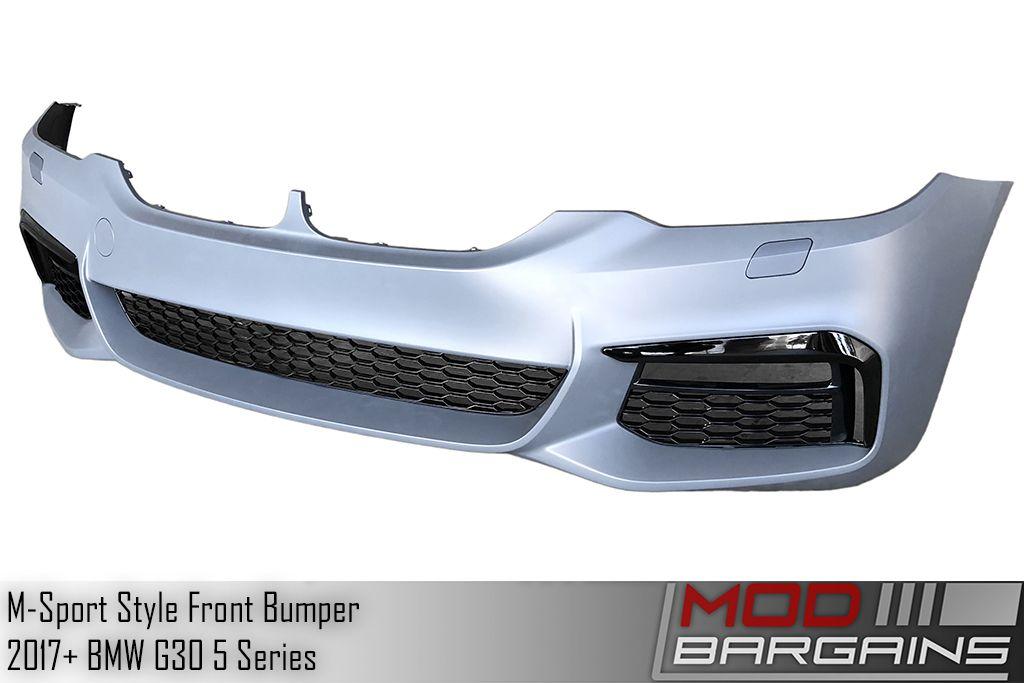 G30 5 series M Sport / M Tech Style Front Bumper
