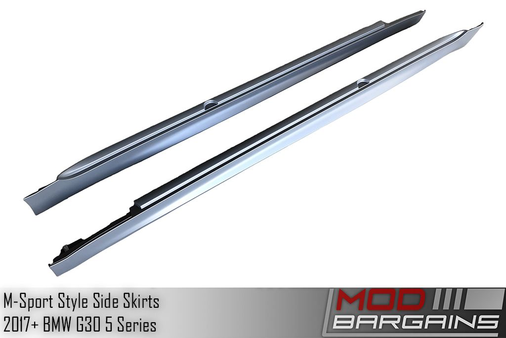 G30 5 Series M Sport / M Tech Style Side Skirts