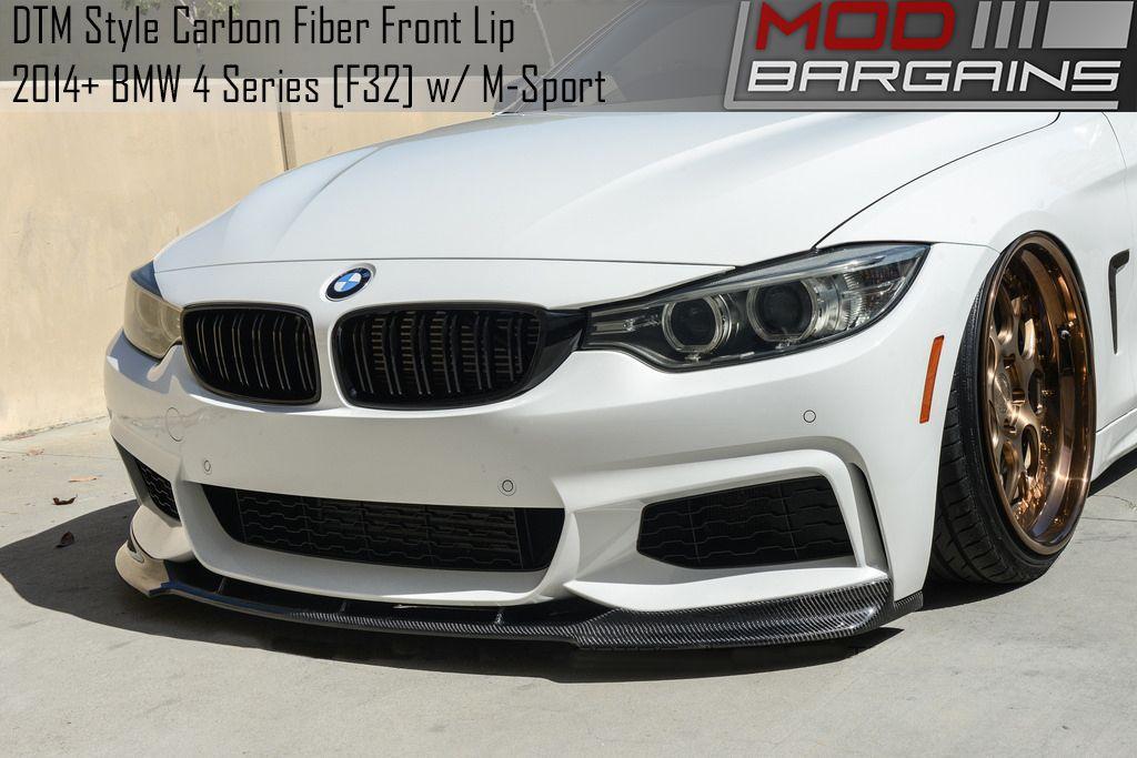 Carbon Fiber DTM Style Front Lip for BMW F32 BMFS3227