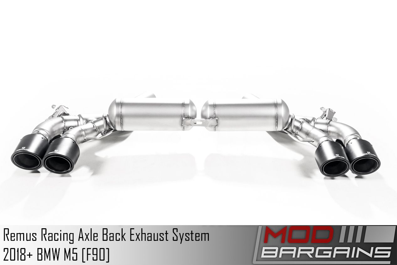 Remus Racing Exhaust for 2018+ BMW M5 [F90]