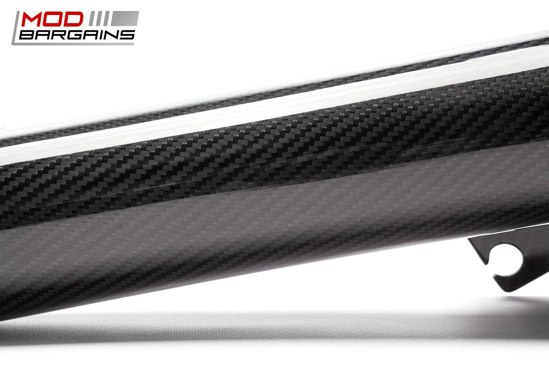 Carbon Fiber Detail of Cobb Focus ST Air Intake 793100