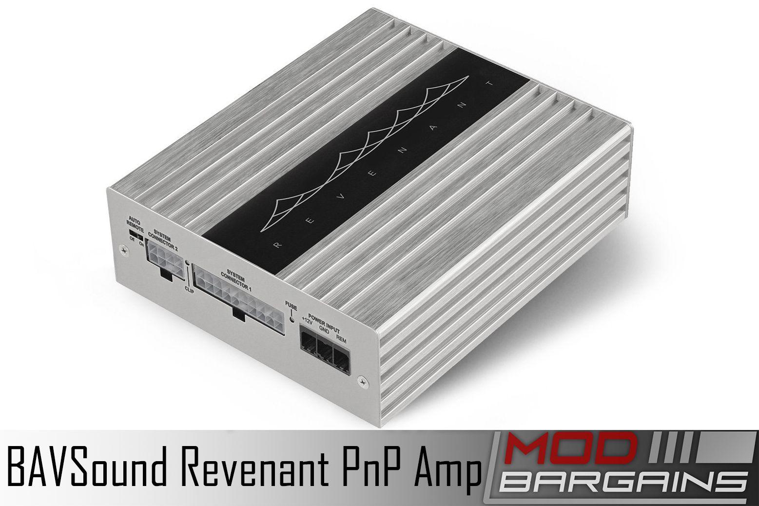 BAVSound Revenant PnP Amp for BMWs