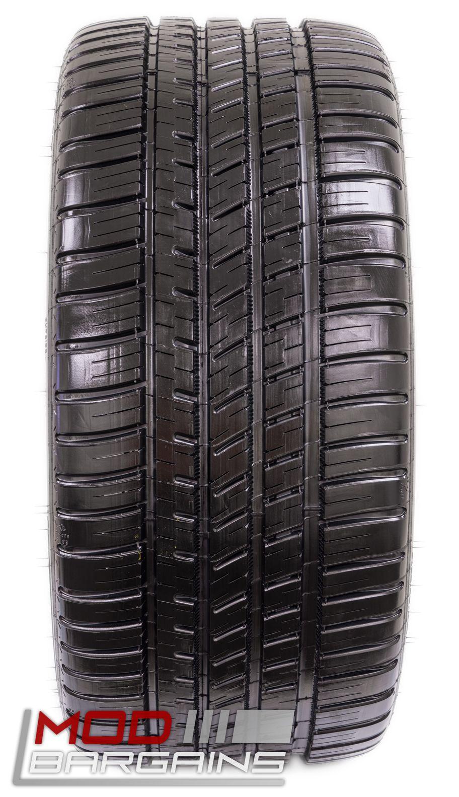 Michelin Pilot Sport A/S 3+ Tire Tread