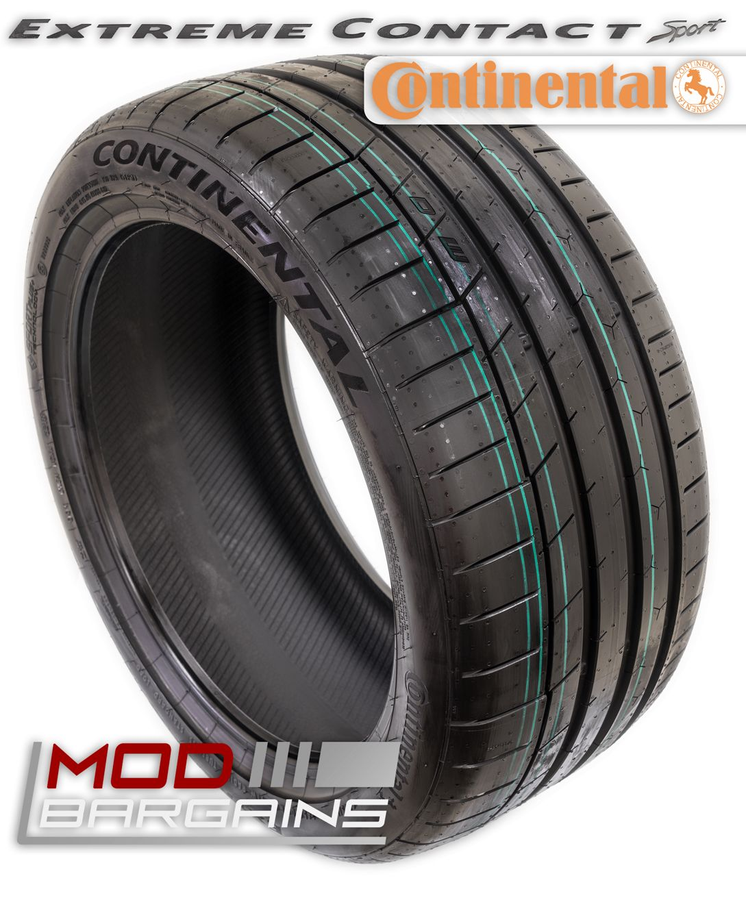 Continental Extreme Contact Sport Max Performance Summer Tire