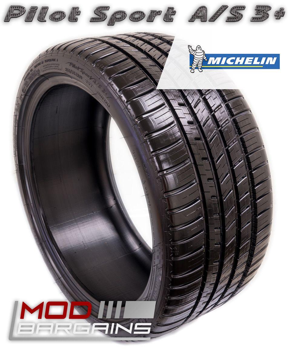 Michelin Pilot Sport A/S 3+ Ultra High Performance All Season Tires