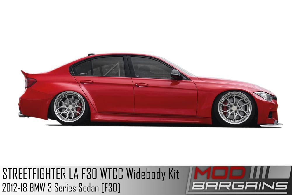STREETFIGHTER LA Wide Body Kit for 2012-2018 BMW 3 Series Sedan [F30]