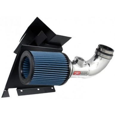 BLUE Heat Shield Cold Air intake Kit For 2007-2011 BMW 128i 328i 3.0L 6cyl