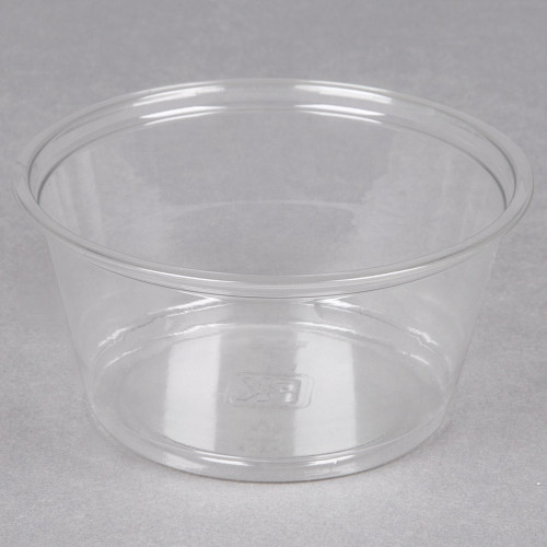 5 oz Deli Cup with Lid