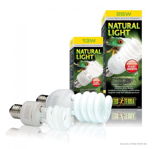 Repti-Glo Natural Light 2.0 Compact UVB 13 watt