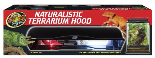 """Naturalistic Terrarium Hood 18"""""""