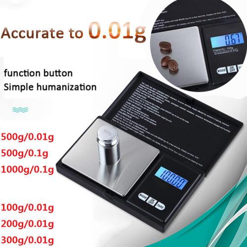 Digital Pocket Scale 1000 gram x 0.1 gram