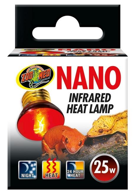 Nano Infrared Heat Lamp 25 watt