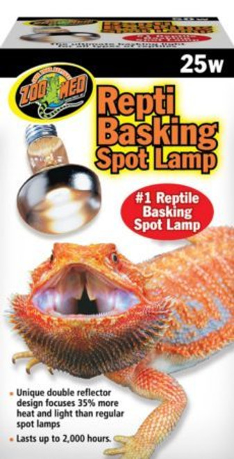 Repti Basking Spot® Lamp 25 watt