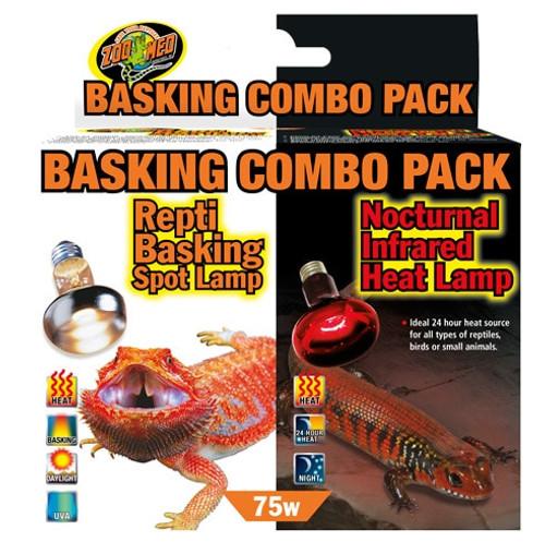 Basking Combo Pack 75 Watt