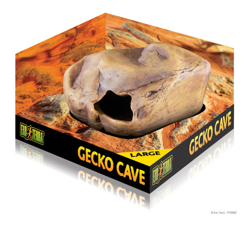 Gecko Cave Large