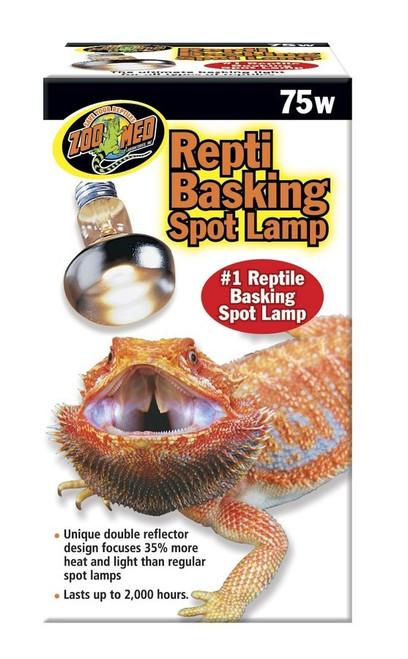 Repti Basking Spot® Lamp 75 watt