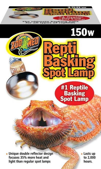 Repti Basking Spot® Lamp 150 watt