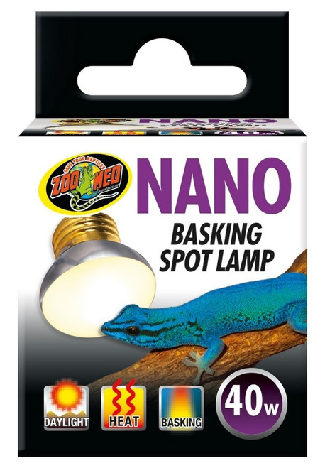 Nano Basking Spot Lamp 40 watt