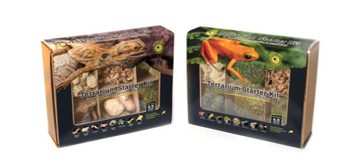 Galapagos Terrarium Starter Kit Arid Environment Box 4.5qt