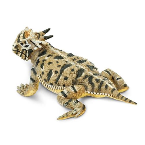 Horned Lizard Toy