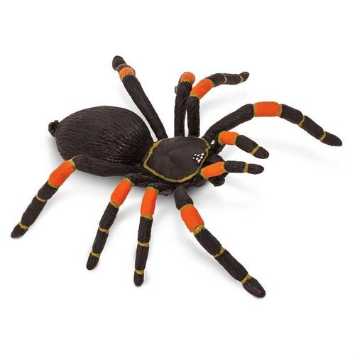 Orange Kneed Tarantula Toy