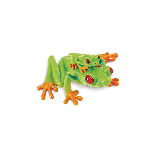 Red-Eyed Tree Frog Toy