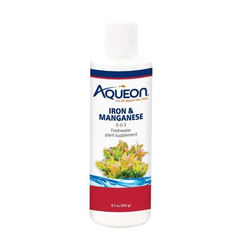 Aqueon Iron & Manganese Supplement 8oz