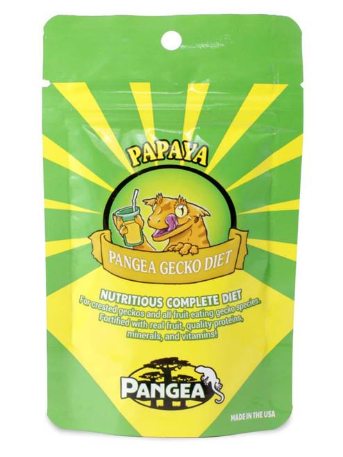 Pangea Fruit Mix Papaya Complete Gecko Diet 8 oz