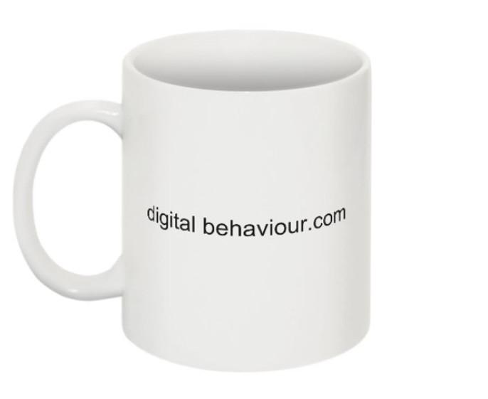Digital Behaviour Mug