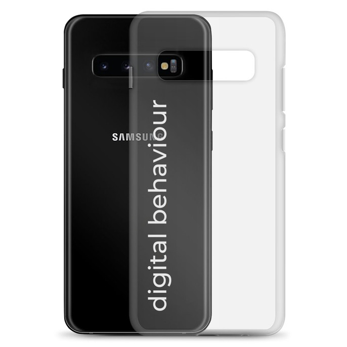 Digital Behaviour Samsung Case