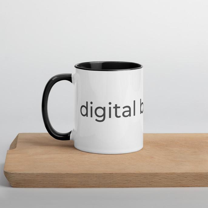 Digital Behaviour Mug  2021